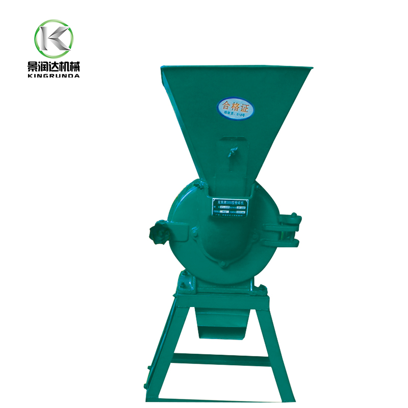 Hot pepper crushing machine  automatic crushing machine  cocoa crushing machine