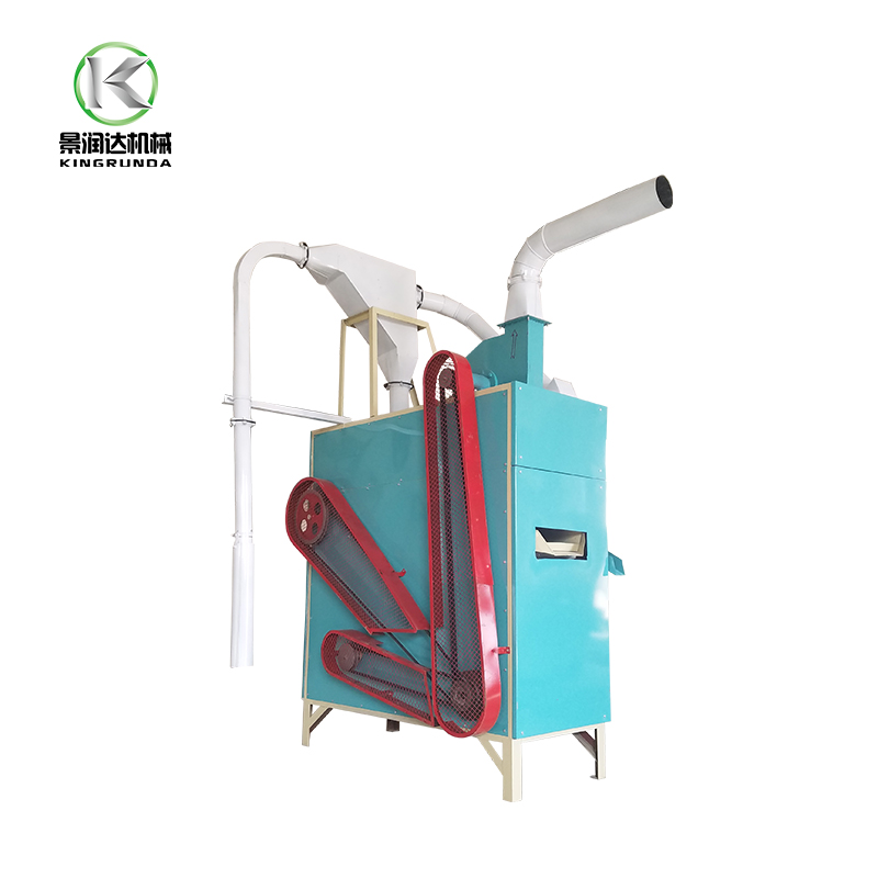 wheat seed cleaner rice pre-cleaner machine bean cleaner