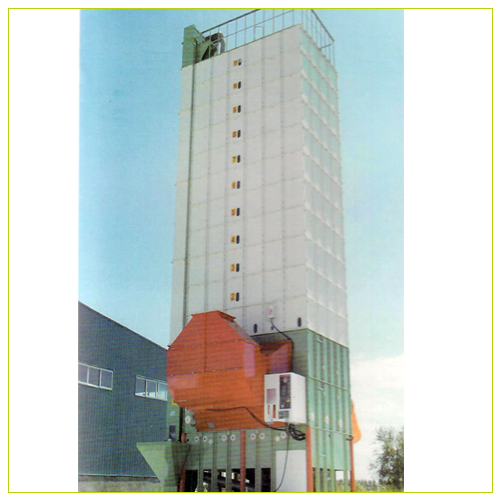 Supply grain drying tower from china factory