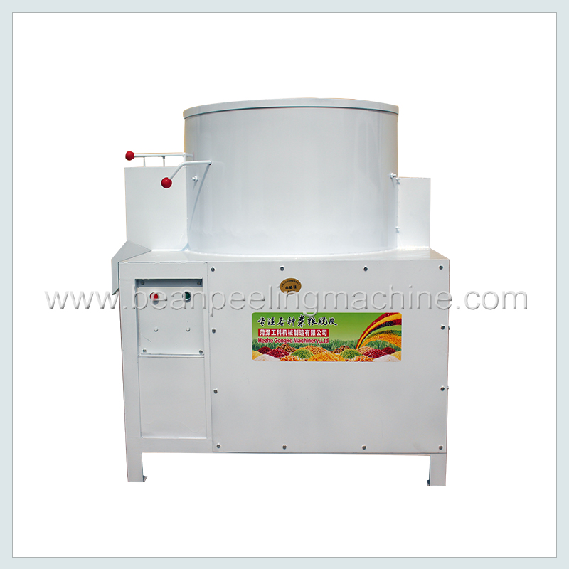 China supplier wheat barley oat peeling machine