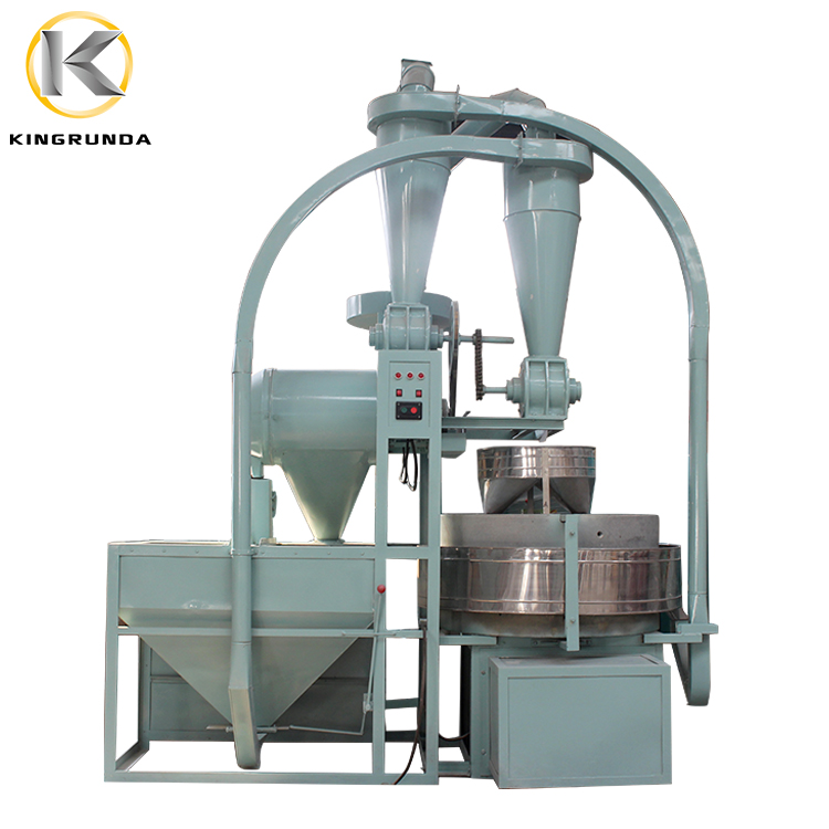 2020New type stone flour wheat mazie flour milling machine