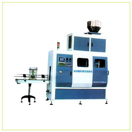 Automatic Shaping Vacuum Bagging Machine