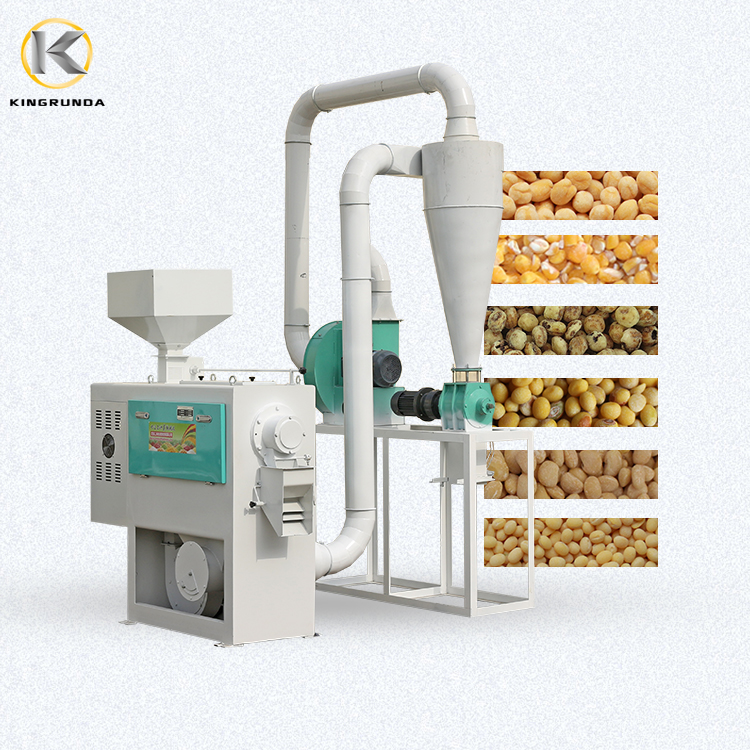 High quality 1-1.5Ton/hour lentil peeling machine bean product processing machinery