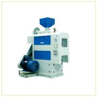 Double roll rice polisher