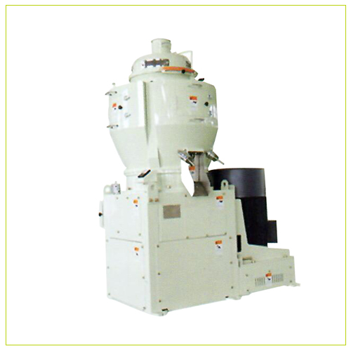 Ertical emery roll whitener