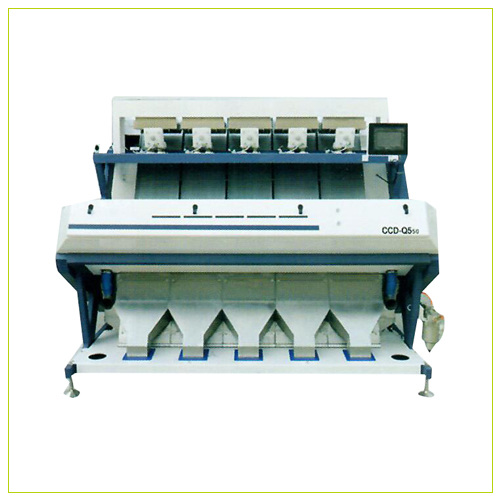 High reliability of the camera image acquisition system grain color sorter
