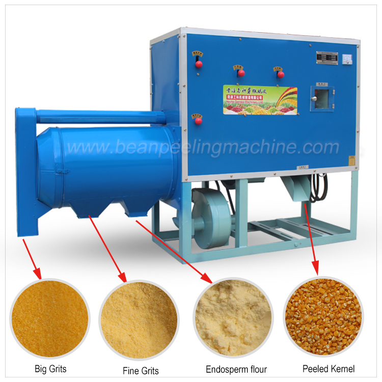 2019 Hot sell good price for Maize flour milling mill machinery factory