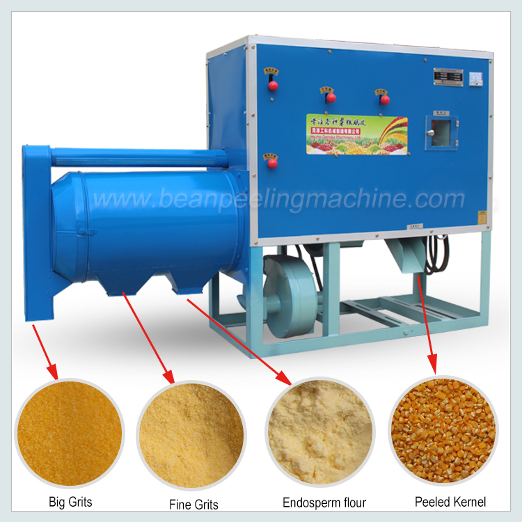 6FT-C2 hot sale maize milling machine for sale