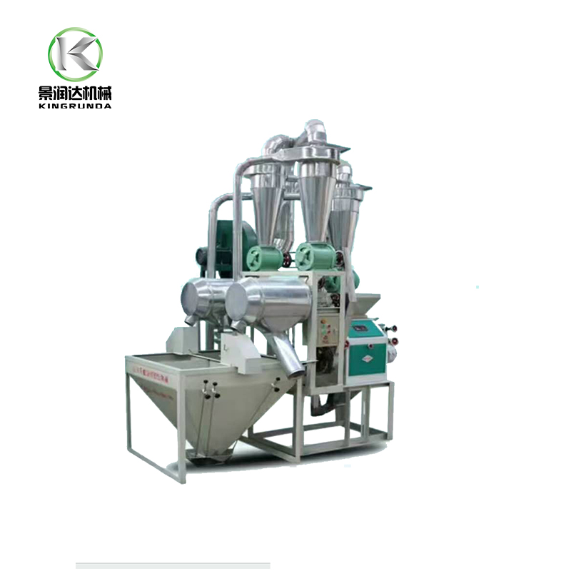 commercial flour milling machine  domestic wheat grinding machine price