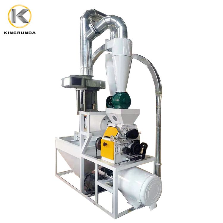 Flour Milling Machine Wheat Grinding Machine Price/ Flour Grinding Mill Machine