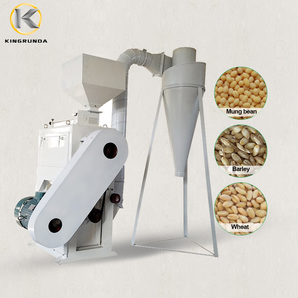 2020 Hot sale china direct mutifunctional wheat barley peeling machine